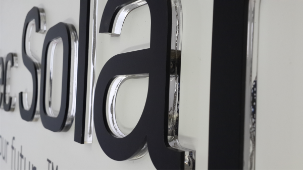 Perspex – Acrylic Signage – versatile and durable