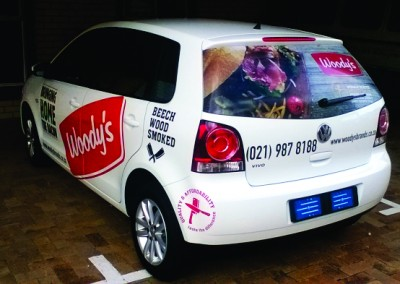 Car Decals - Woodys Brands