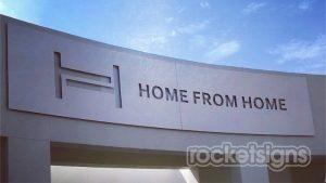aluminium signage,aluminium signs cape town,the right sign for your business,custom signage,
