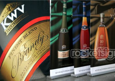 kwv Roller banners