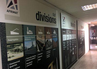 printed wall panels